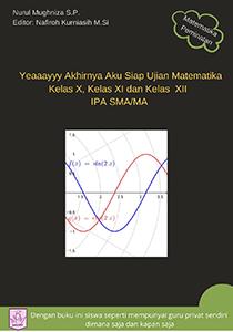 Siap Ujian Matematika Peminatan IPA SMA/MA